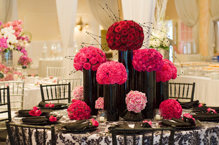 An example of our floral arrangement and centerpiece services in New York, NY