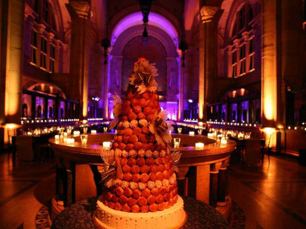 An example of our event design in New York, NY