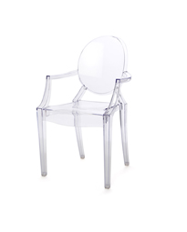 Ghost Chair - Arms